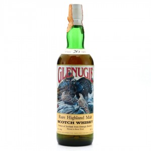 Glenugie 1968 Sestante 20 Year Old Sherry Wood