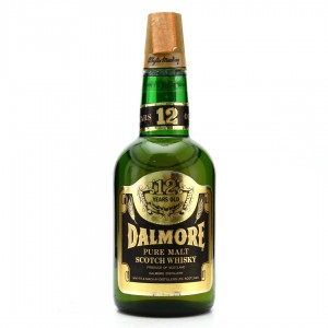 Dalmore 12 Year Old 1970s