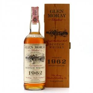 Glen Moray 1962 27 Year Old