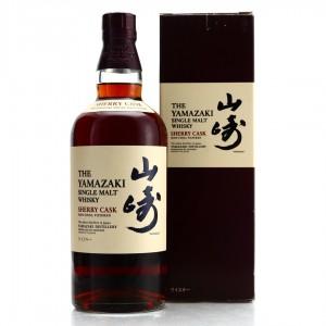Yamazaki Sherry Cask 2009 / Inaugural Release