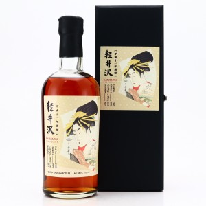 Karuizawa 1999 Single Sherry Cask #2380 / Miyaki Odori Geisha Label