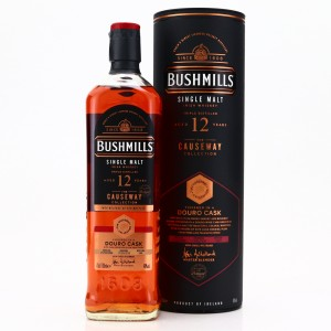 Bushmills 2008 Douro Cask Finish 12 Year Old / The Causeway Collection
