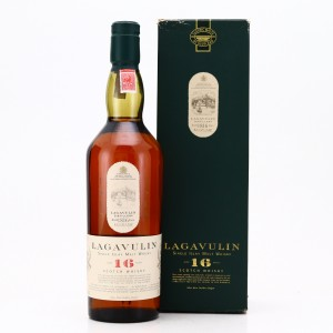 Lagavulin 16 Year Old White Horse 1990s