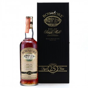 Bowmore 25 Year Old pre-2007