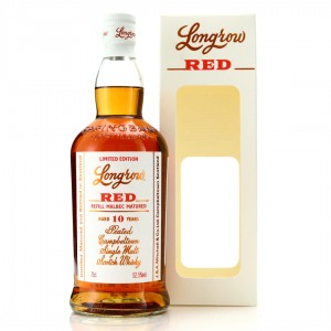 Longrow Red 10 Year Old Refill Malbec