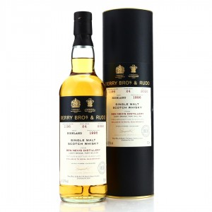 Ben Nevis 1996 Berry Brothers and Rudd 24 Year Old / RMW