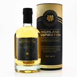 Highland Inspiration / Bottled for GlenWyvis