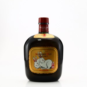Suntory Old Whisky Year of the Rabbit 1999