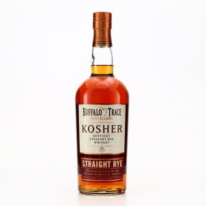 Buffalo Trace Kosher Straight Rye