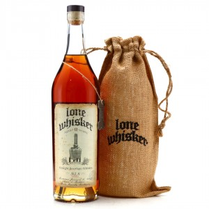 Lone Whisker 2005 12 Year Old Straight Bourbon
