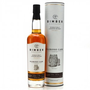 Bimber Oloroso Finish Small Batch #3