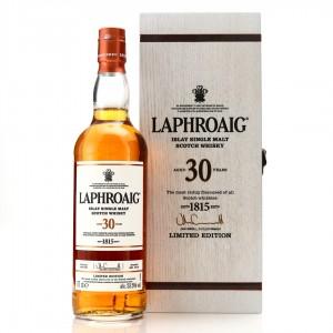 Laphroaig 1985 30 Year Old