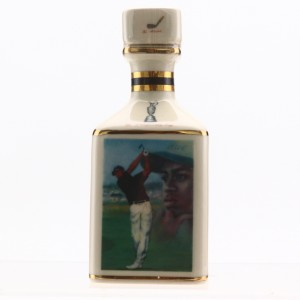 Pointers Ceramic Decanter 10cl / Tiger Woods