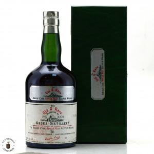 Brora 1977 Douglas Laing 26 Year Old / Old and Rare