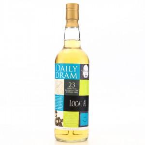 Caol Ila 1984 Whisky Agency 23 Year Old / The Nectar
