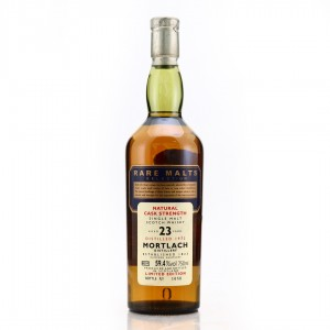 Mortlach 1972 Rare Malts 23 Year Old 75cl / 59.4%