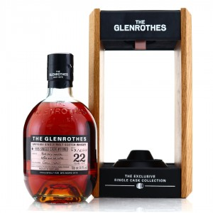 Glenrothes 1995 Single Cask 22 Year Old #11953 / DFS Spirits