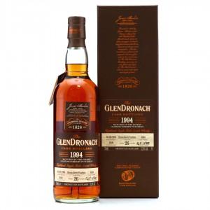 Glendronach 1994 Single Oloroso Cask 26 Year Old #4363