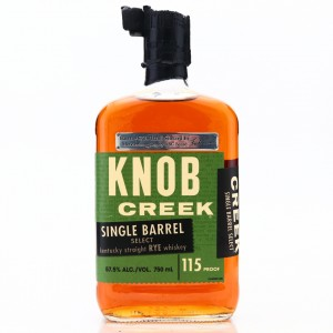Knob Creek Single Barrel Rye #5719 / Mecklenburg