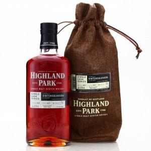 Highland Park 2001 Single Cask 16 Year Old #386 / Vintersolståndet
