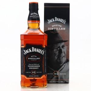 Jack Daniel's Master Distiller No.3 1 Litre / 'Lem' Tolley