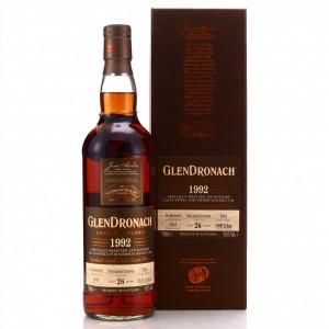 Glendronach 1992 Single Sherry Cask 26 Year Old #8318 / Whisky-Online