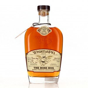 Whistlepig 12 Year Old Single Barrel Rye / The Boss Hog 1st Edition