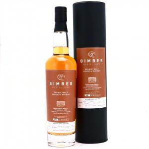 Bimber Single Bourbon Cask #87 / Netherlands Edition - Whiskysite.nl
