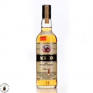 Black Cock Scotch Whisky 1990s
