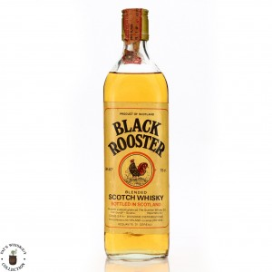 Black Rooster Scotch Whisky 1980s