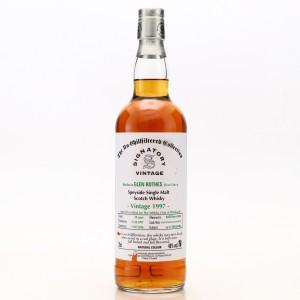 Glenrothes 1997 Signatory Vintage 18 Year Old / Whisky.de