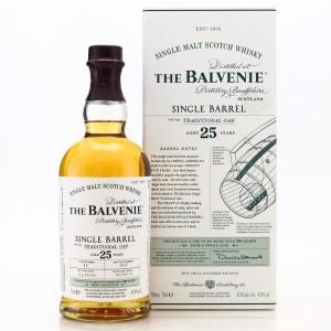 Balvenie 1988 Traditional Oak Single Barrel 25 Year Old #68