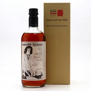 Karuizawa 1999-2000 Cocktail Series #2565 / Tokyo Bar Show 2012
