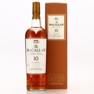 Macallan 10 Year Old mid-2000s