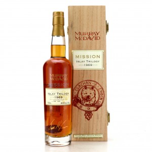 Islay Trilogy 1969 Murray McDavid 36 Year Old Mission Cask Strength