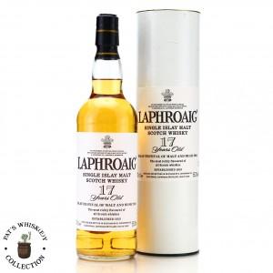 Laphroaig 1987 Single Cask 17 Year Old #4299 / Feis Ile 2004