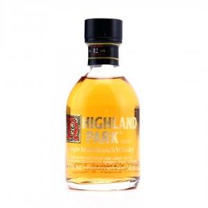 Highland Park 12 Year Old 10cl early 1980s