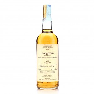 Longmorn 1964 R.W. Duthie for Corti Brothers 21 Year Old / US Import