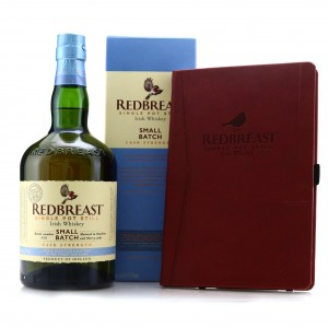 Redbreast Small Batch Cask Strength #B1/19 75cl / US with Notebook