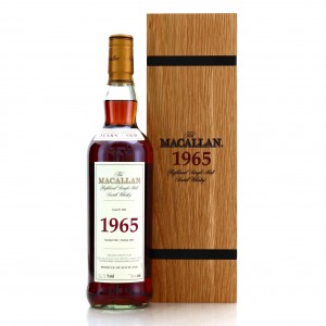 Macallan 1965 Fine and Rare 36 Year Old #4402