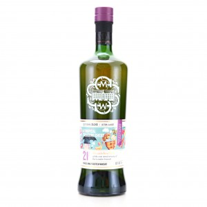 Glen Moray 21 Year Old SMWS 35.243 / 21st Anniversary of the London Branch