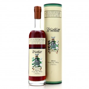 Willett Family Estate 25 Year Old Single Barrel Rye #1770 / Signed by Even Kulsveen