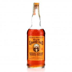 Old Grand-Dad 1957 Bottled in Bond 86 Proof