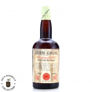 Glen Ghoil Exceptionally Old Blended Scotch Whisky circa 1950s