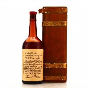 Old Overholt 6 Year Old Straight Rye Whiskey 1940