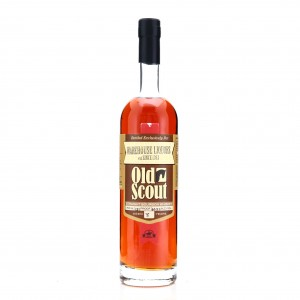 Smooth Ambler Old Scout 8 Year Old Single Barrel Bourbon / Warehouse Liquors