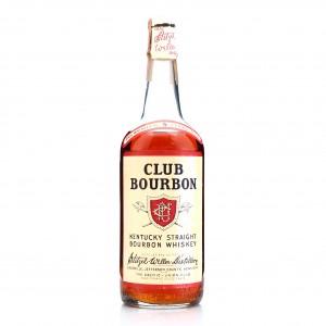 Club Bourbon 5 Year Old Kentucky Straight Bourbon 1950 / Stitzel-Weller