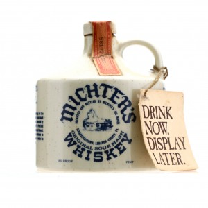 Michter's Whiskey Decanter Pint 1976