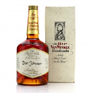 Old Rip Van Winkle 1969 Very Special Stock 11 Year Old / Don Johnson