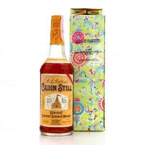 W.L. Weller's Cabin Still 6 Year Old Bourbon 1970 / Stitzel-Weller